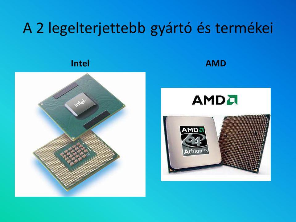CPU(Processzor)  A processzor hajtja végre és vezérli a műveleteket, a feldolgozás előtt neki kell megvizsgálnia és feldolgoznia a műveleteket.  A p