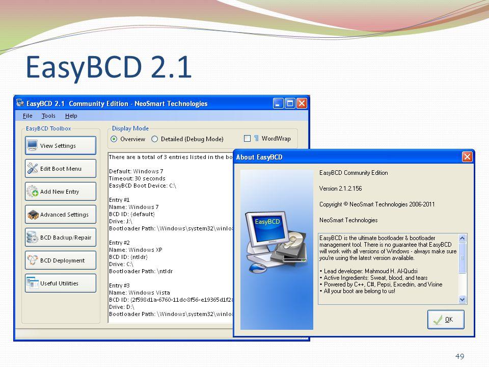 EasyBCD 2.1 49