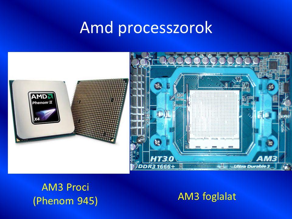 Amd processzorok AM3 Proci (Phenom 945) AM3 foglalat