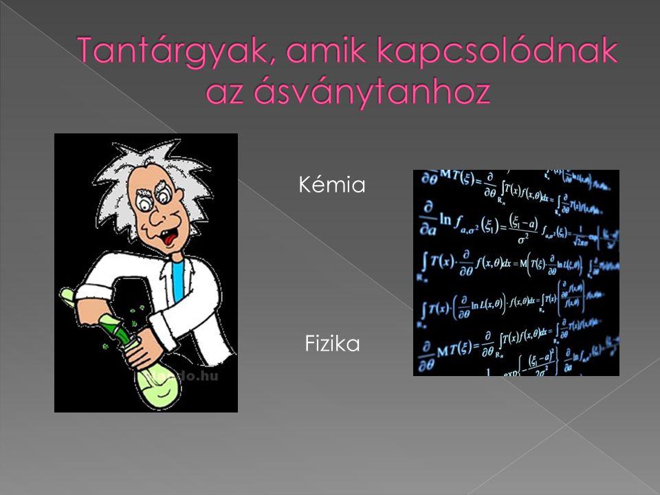 Kémia Fizika