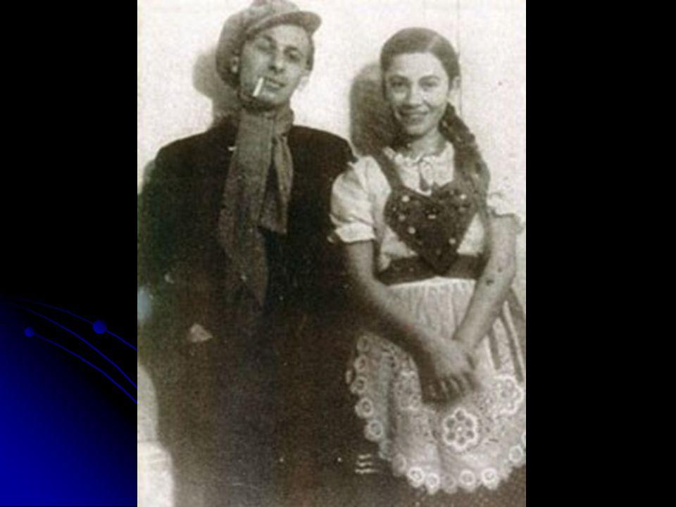 1926 őszén ismerkedett meg leendő feleségével, Gyarmati Fannival 1926 őszén ismerkedett meg leendő feleségével, Gyarmati Fannival 1926Gyarmati Fannival 1926Gyarmati Fannival 1928: hazatért Liberecből ( cseh kereskedelmi iskola), majd nagybátyja nagykereskedésében könyvelő.