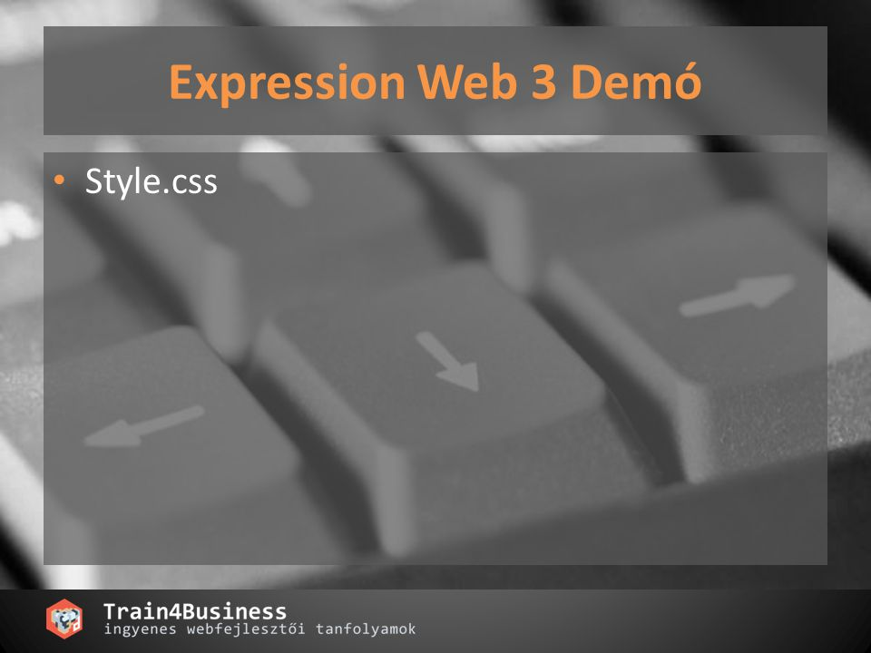 Expression Web 3 Demó Style.css
