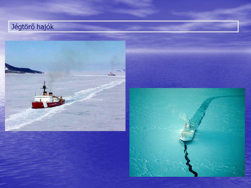 Jégtörő hajók