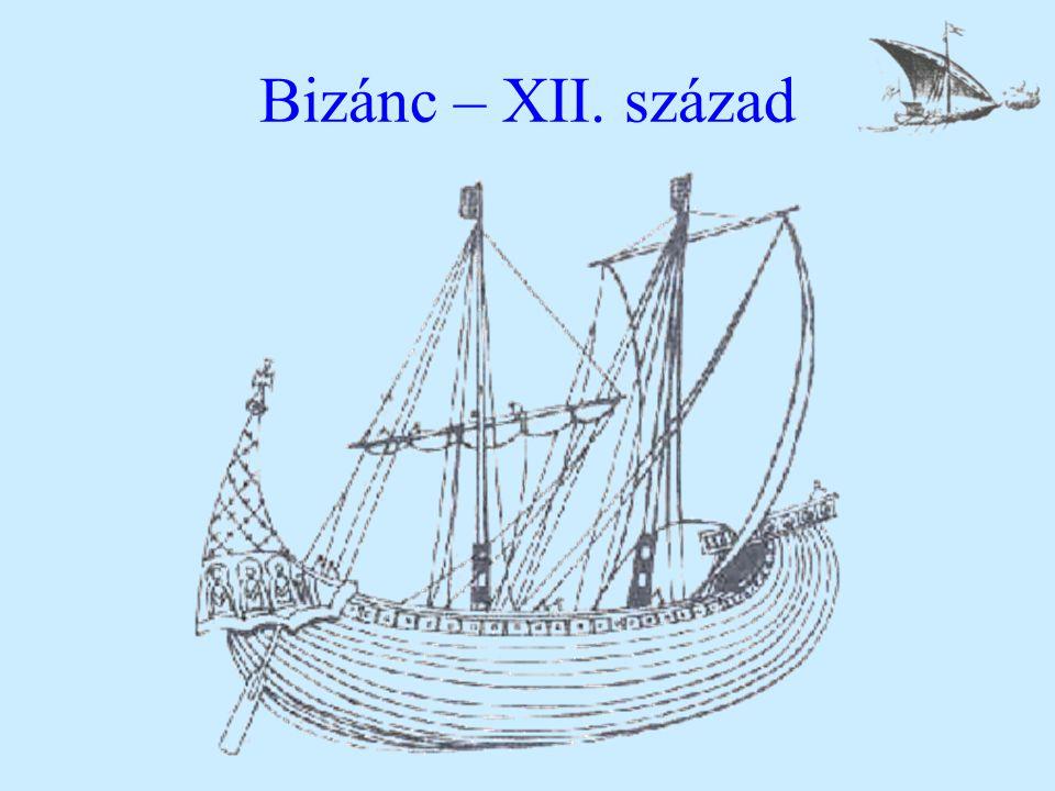 Bizánc – XII. század