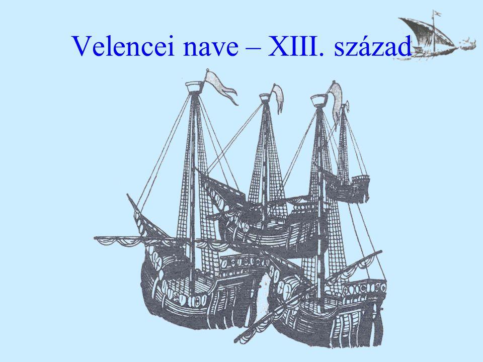 Velencei nave – XIII. század