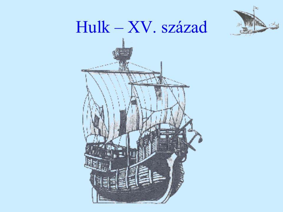 Hulk – XV. század