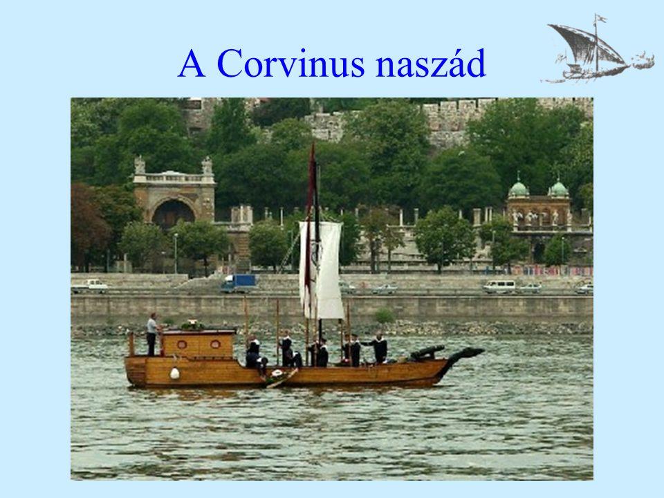 A Corvinus naszád