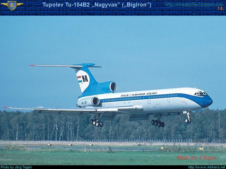 "http://airartgrafika.blogspot.com Tupolev Tu-154B2 ""Nagyvas"" (""BigIron"") 14."