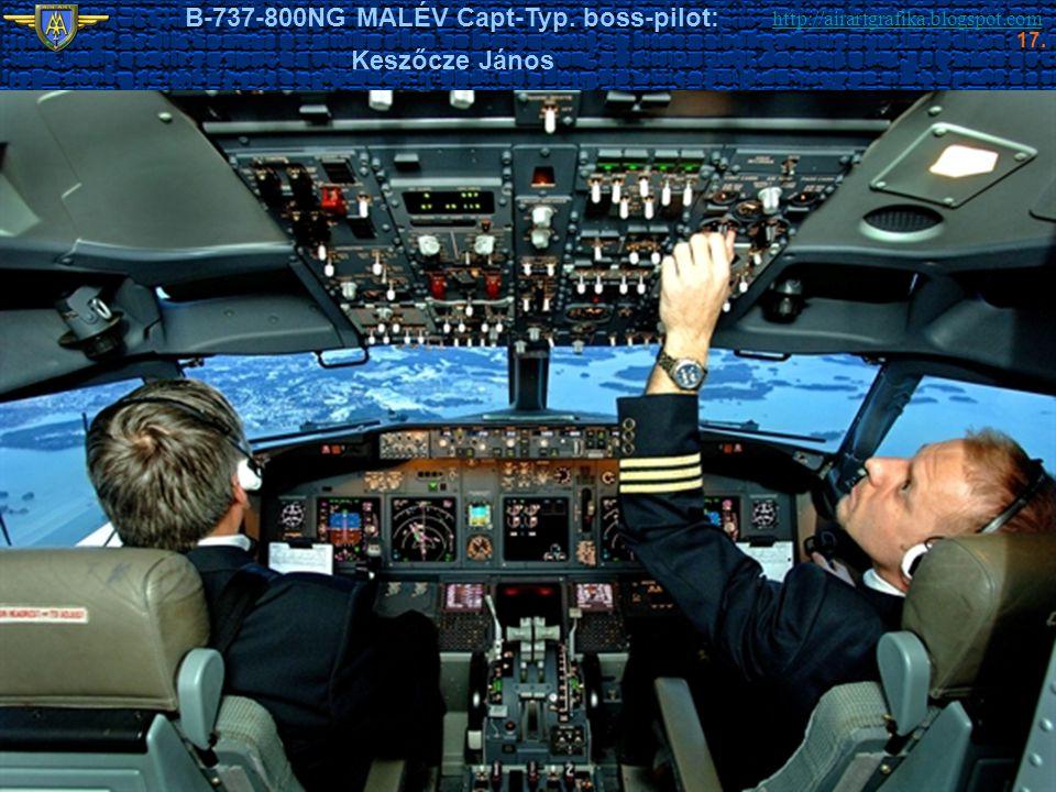 http://airartgrafika.blogspot.com B-737-800NG MALÉV Capt-Typ. boss-pilot: Keszőcze János 17.