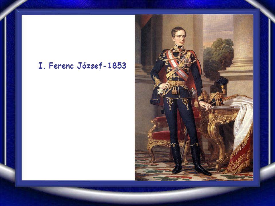 A Dégenfeld-család 1854