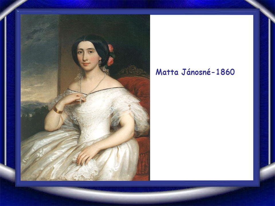 Matta János-1860