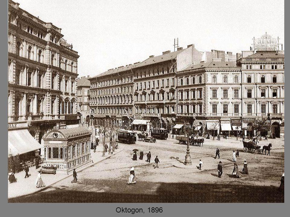 A Hatvani (Kossuth Lajos) utca, 1892