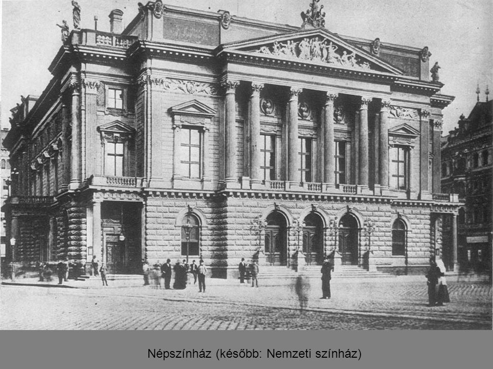 Népszínház (később: Nemzeti színház)