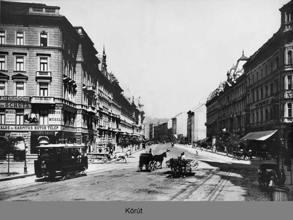 Ferenciek tere, 1890