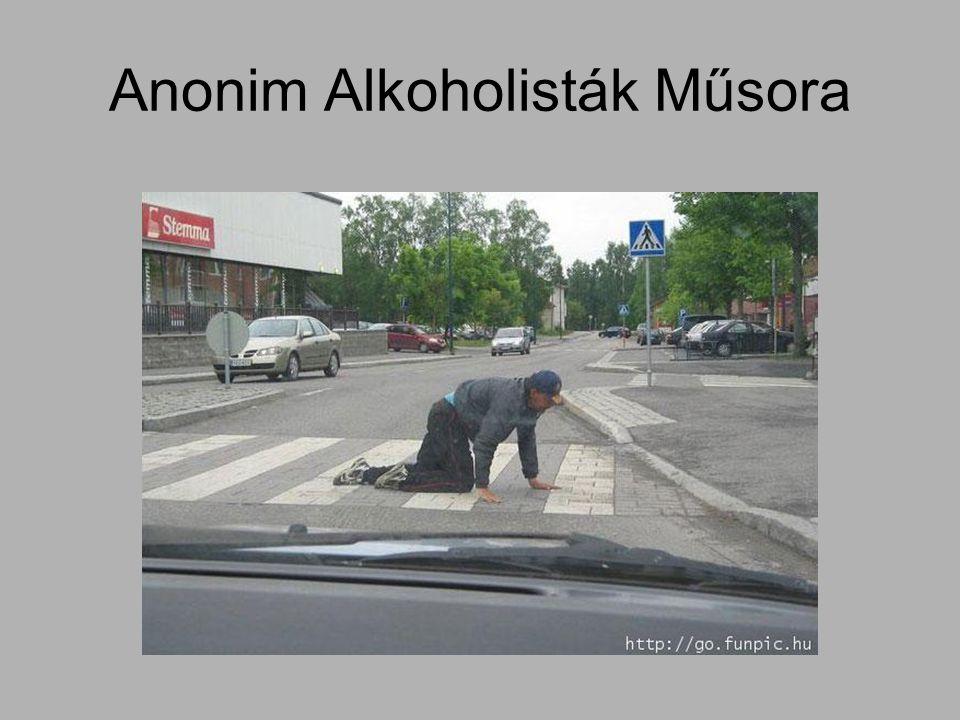 Anonim Alkoholisták Műsora