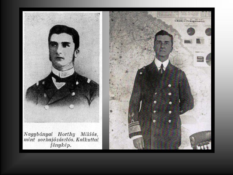 Horthy Miklós és Adolf Hitler Klessheim 1943 Dálnoky Miklós Béla és Ewald von Kleist tábornok