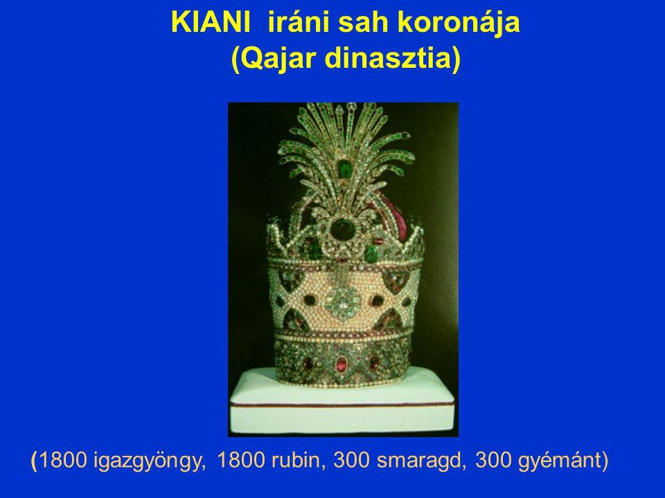 Svéd királyi korona-ékszerek