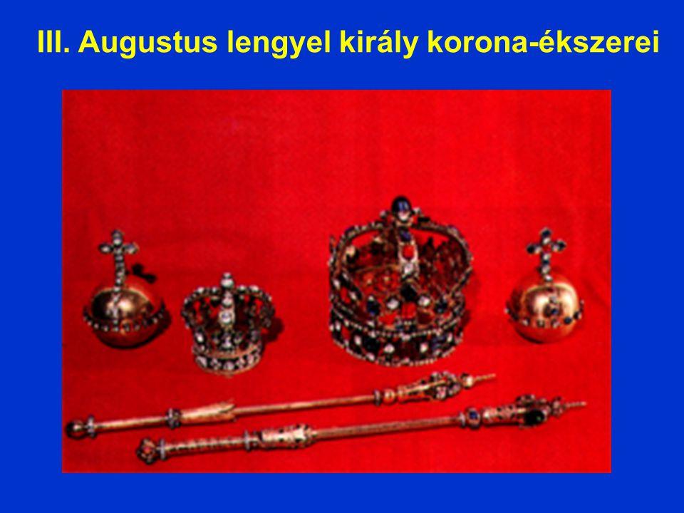 III. Ottó német-római császár korona-ékszerei