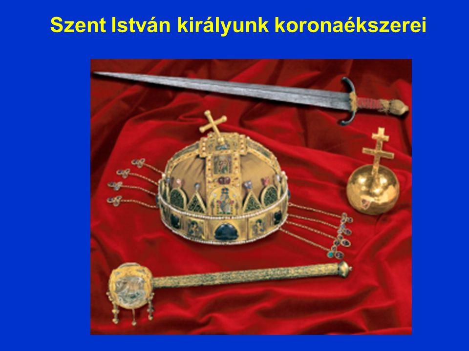III. Augustus lengyel király korona-ékszerei