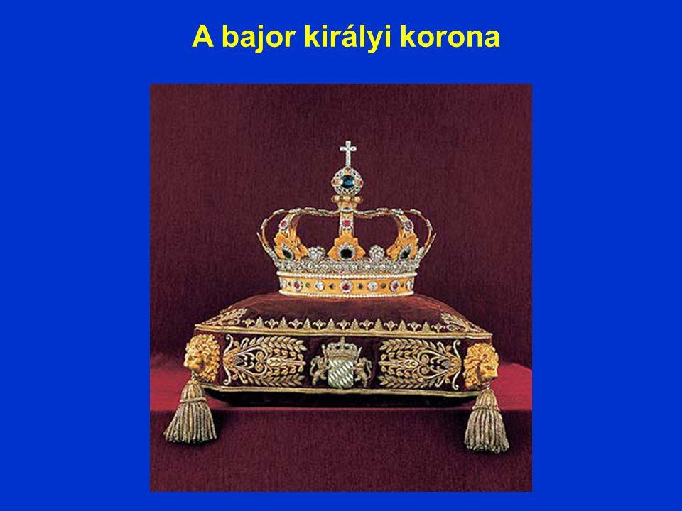 Karagyorgyevics szerb király koronája