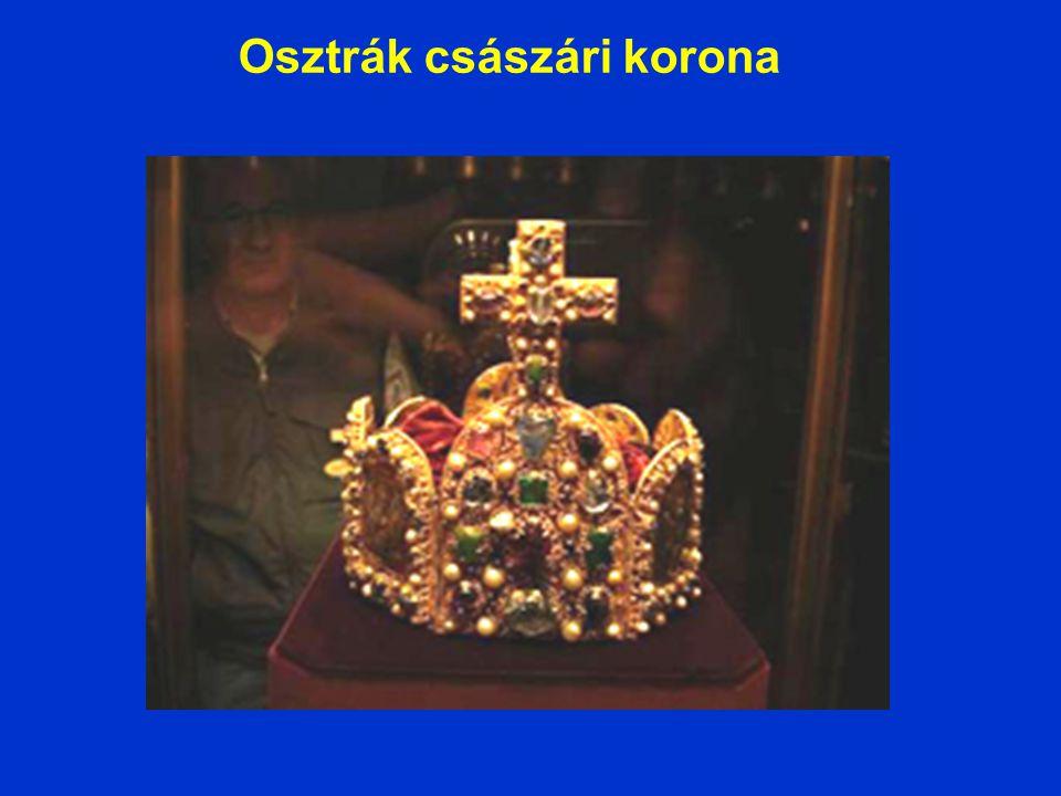Holland királyi koronaékszerek