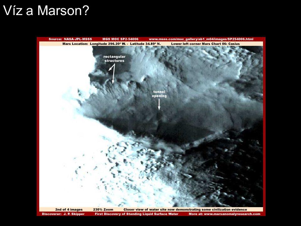 A NASA kitakart valamit a képekről…