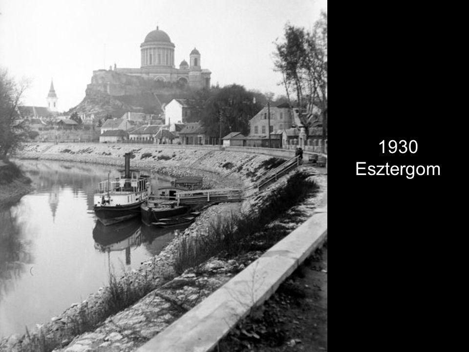 1930 Esztergom