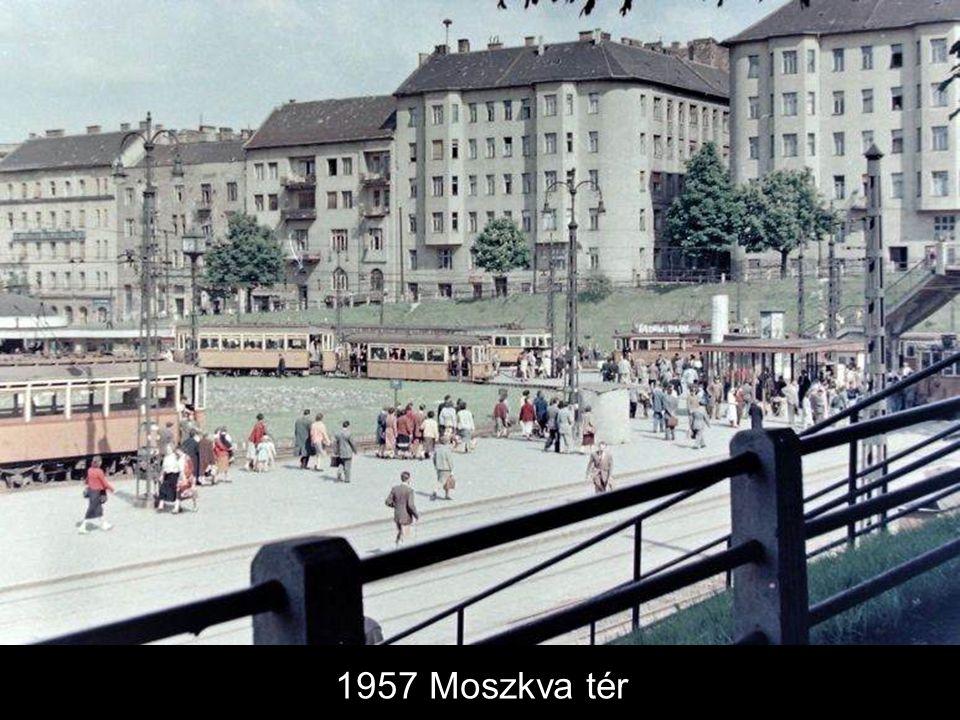 1957 Moszkva tér