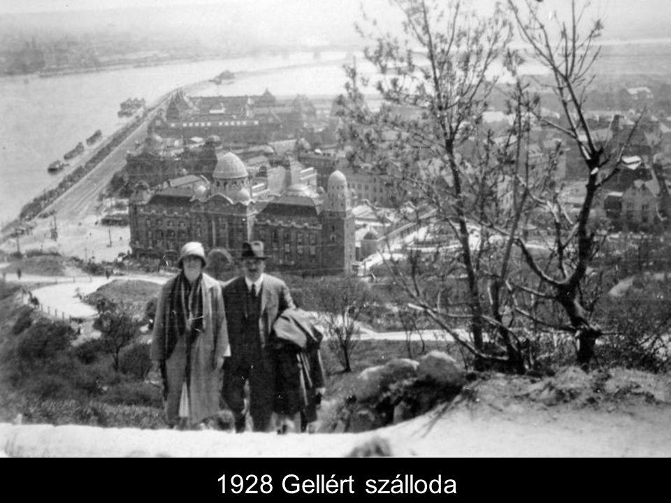 1928 Gellért szálloda