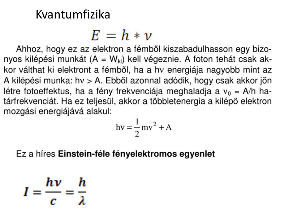 Kvantumfizika
