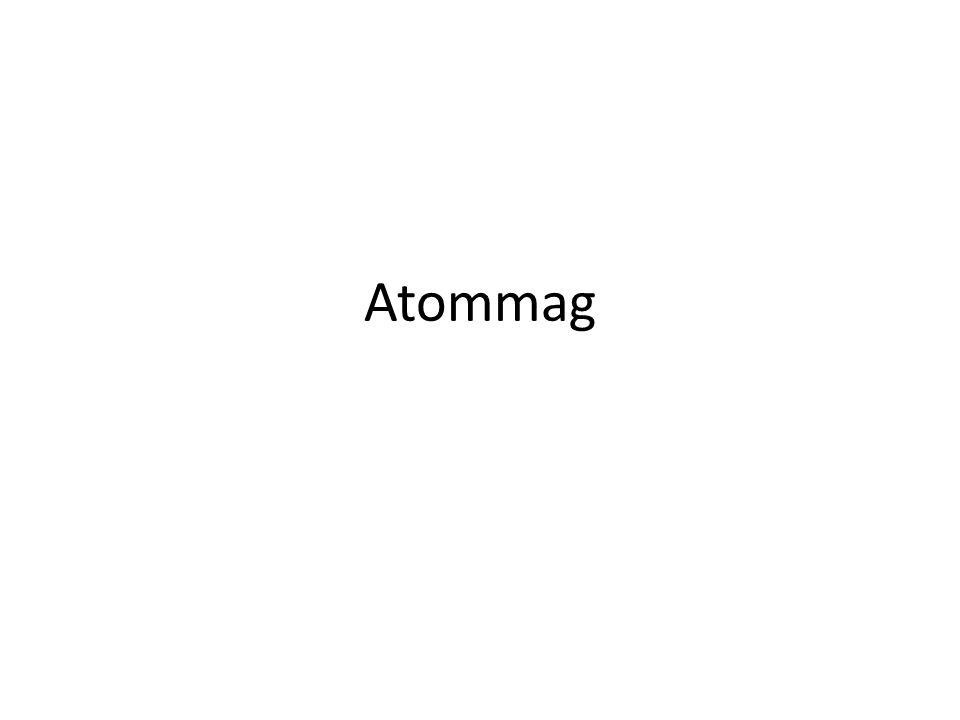 Atommag