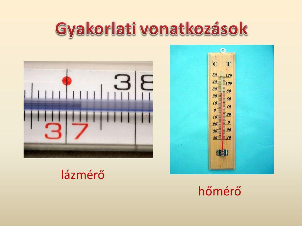 hőmérő lázmérő