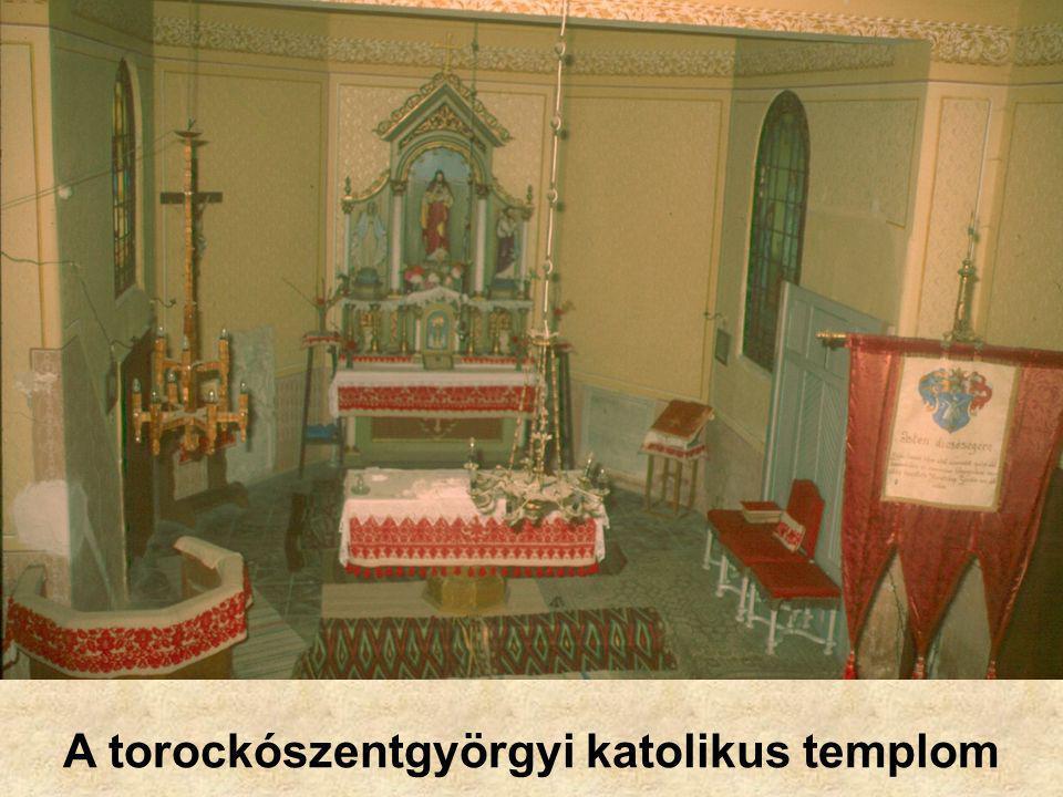 A Torockói grófi család címere a torockó- szentgyörgyi katolikus templomban