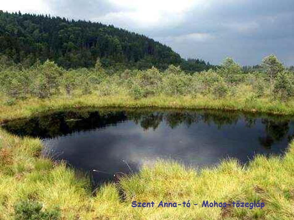 Szent Anna-tó - Szent Anna-kápolna