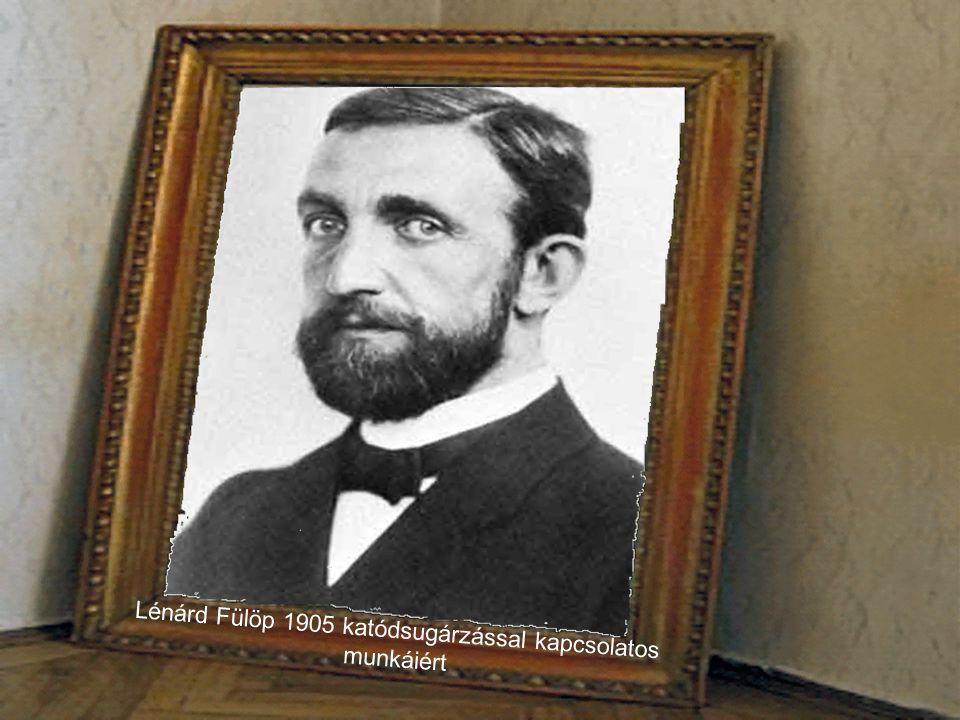 Magyar és magyarszármazású Nobel-díjasok Készítette: Kiss Andrásné