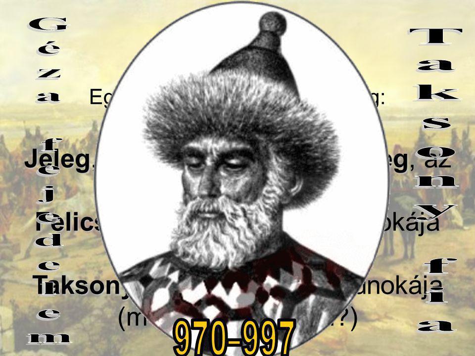 Á rpád 895-907 Á lmos fia