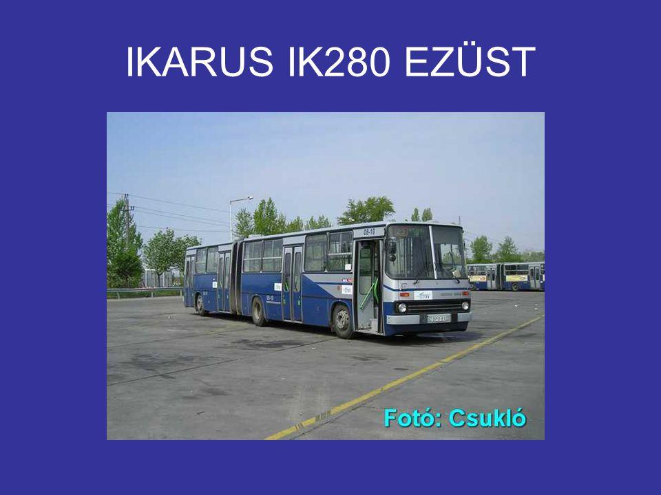 IKARUS IK280 EZÜST