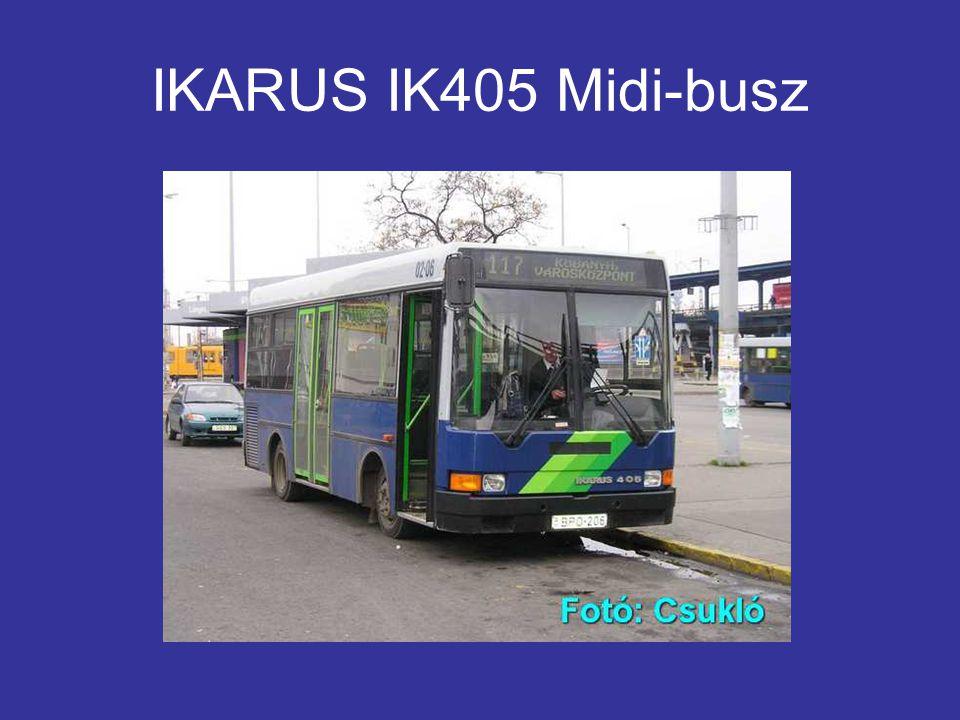 IKARUS IK405 Midi-busz
