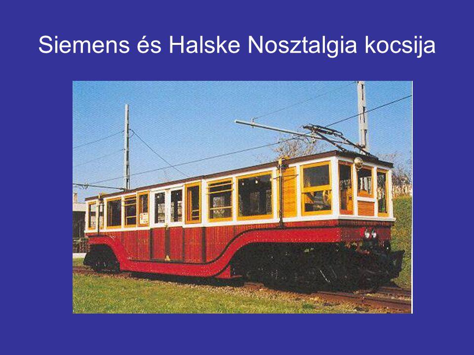 Siemens és Halske Nosztalgia kocsija