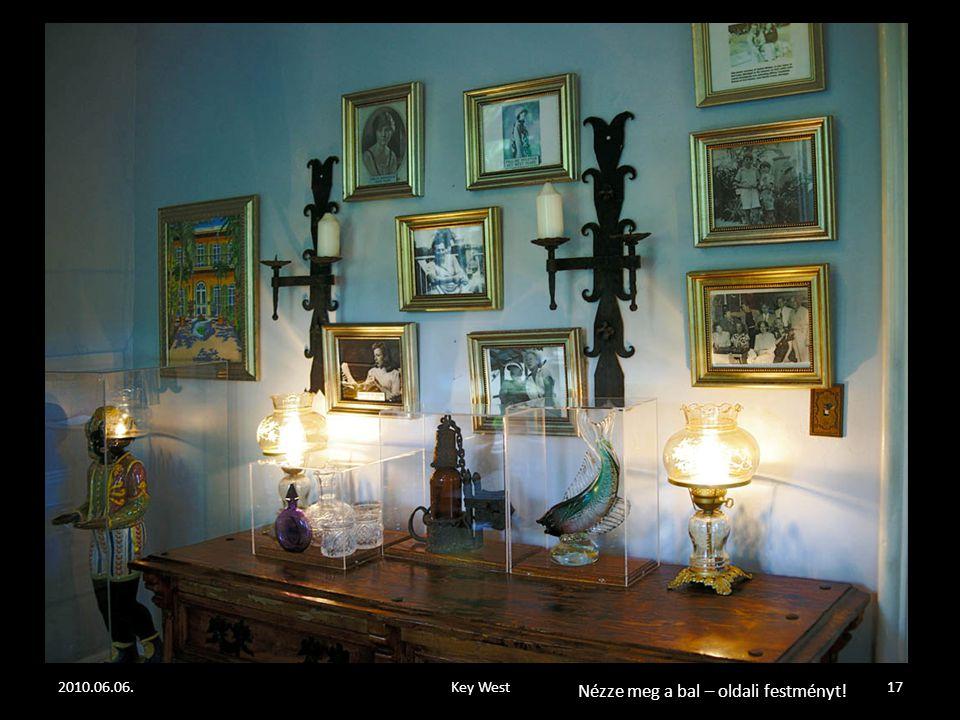 2010.06.06.Key West16 A Hemingway - ház bejárata