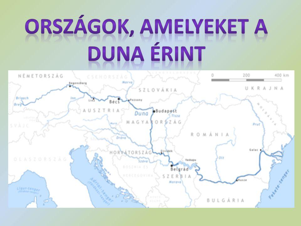 Bár a Duna nagyon jelentős Csicsó és Kolozsnéma községek számára, 1965 júniusában mégis nagy károkat okozott.