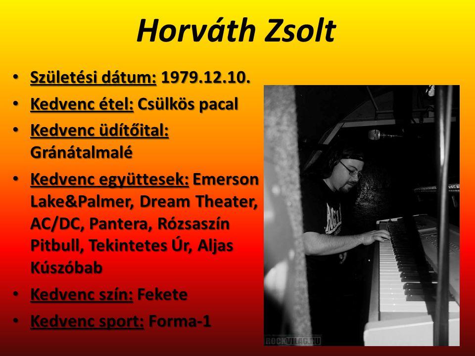 Károlyi Gergely Születési dátum: 1982.10.06.Születési dátum: 1982.10.06.