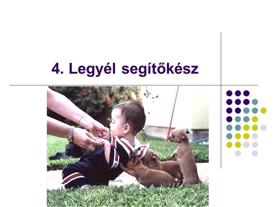 4. Legyél segítőkész