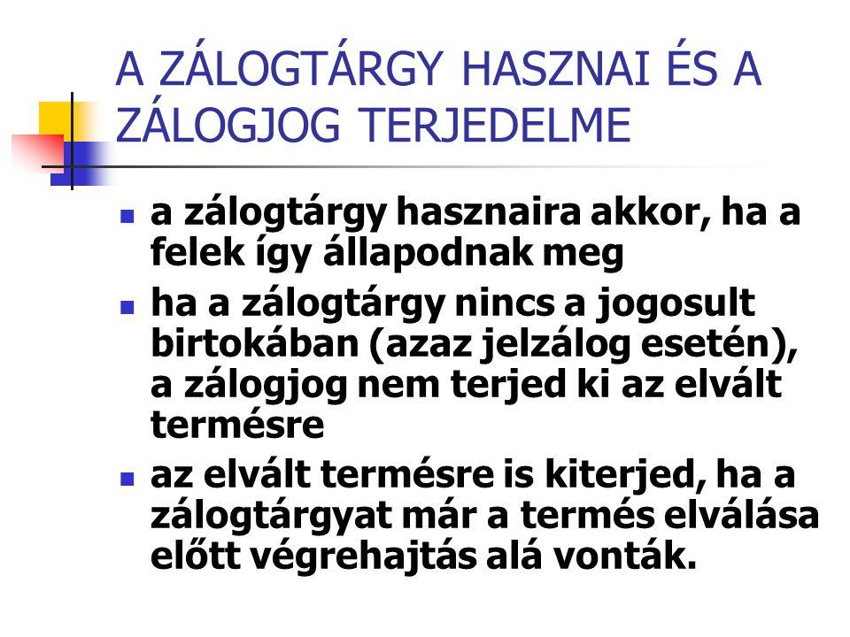A FELOSZTÁS LEHETSÉGES SZEMPONTJAI 1.