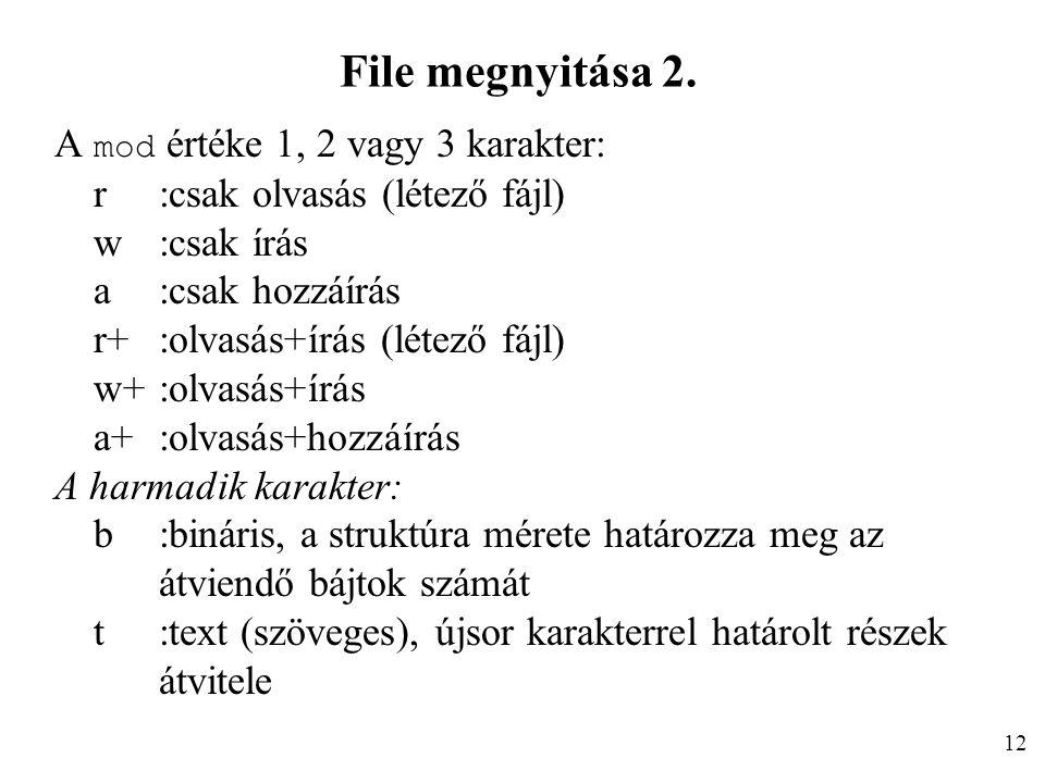 File megnyitása 2.