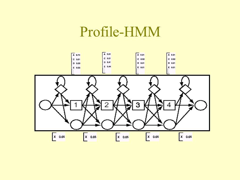 Profile-HMM