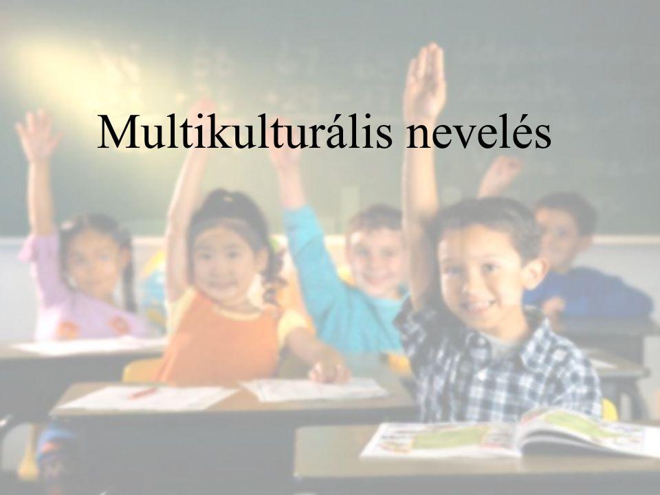 Áttekintés A multikulturális nevelés kialakulása Mit értünk multikulturális nevelés alatt.