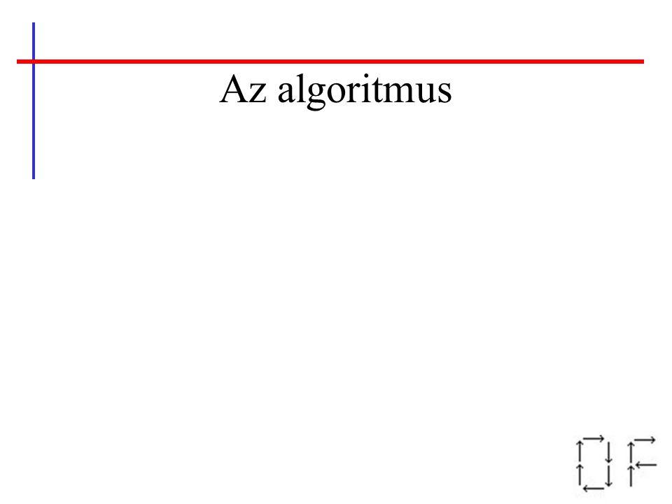 Az elofordulo hibak kikuszobolese miatt, a vektorokat a kornyezetukhoz simitjuk.