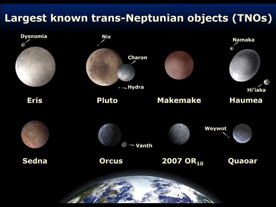 Az Oort-felhő A Naprendszer legkülső tartománya Átmérője kb.