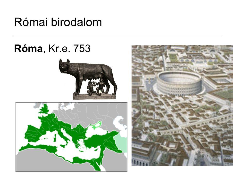 Római birodalom Róma, Kr.e. 753